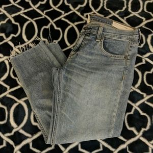 Rag & Bone Cropped Jeans Size 26